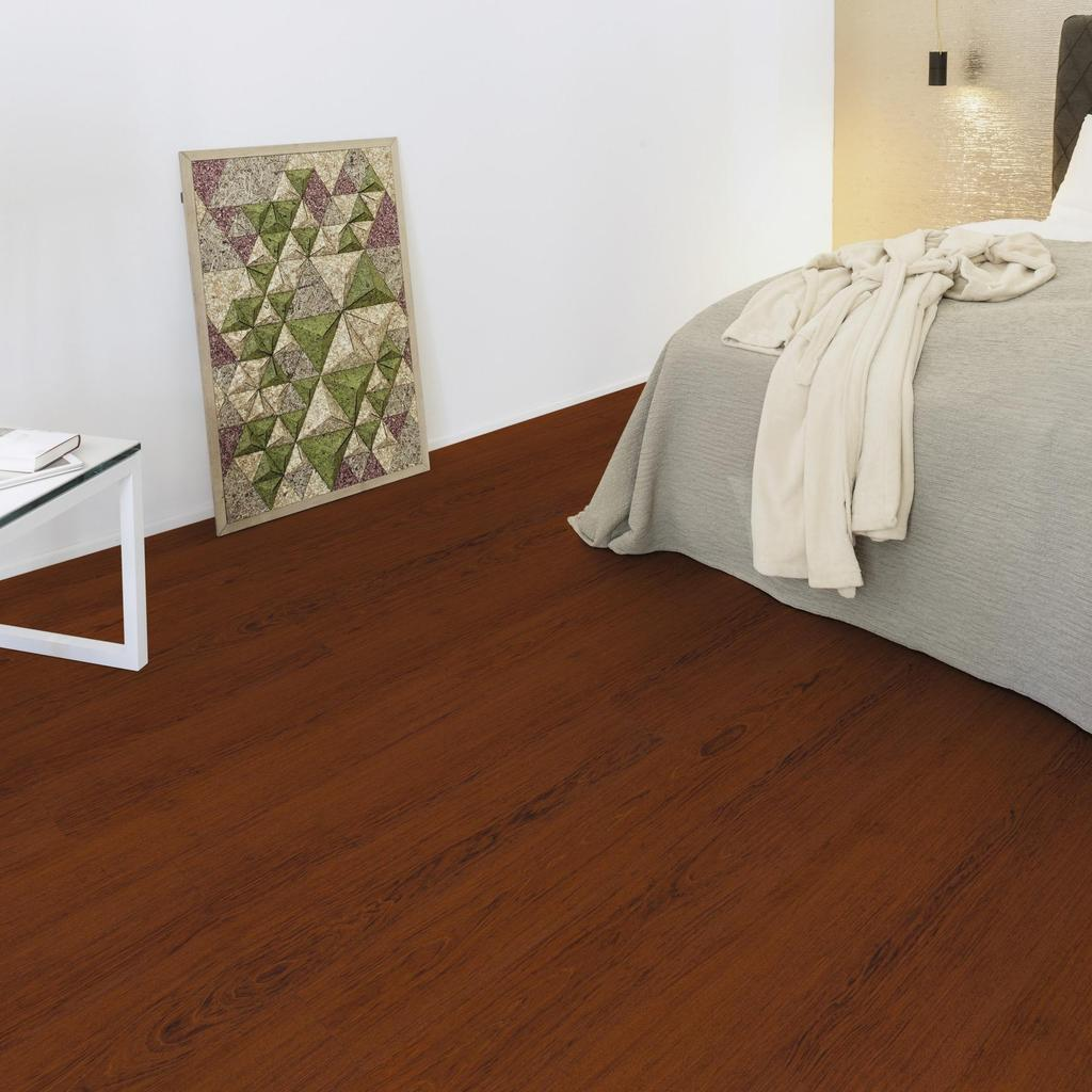 Room scene bedroom wood floor Veneer Parquet JA0AN0 Cosmos LM