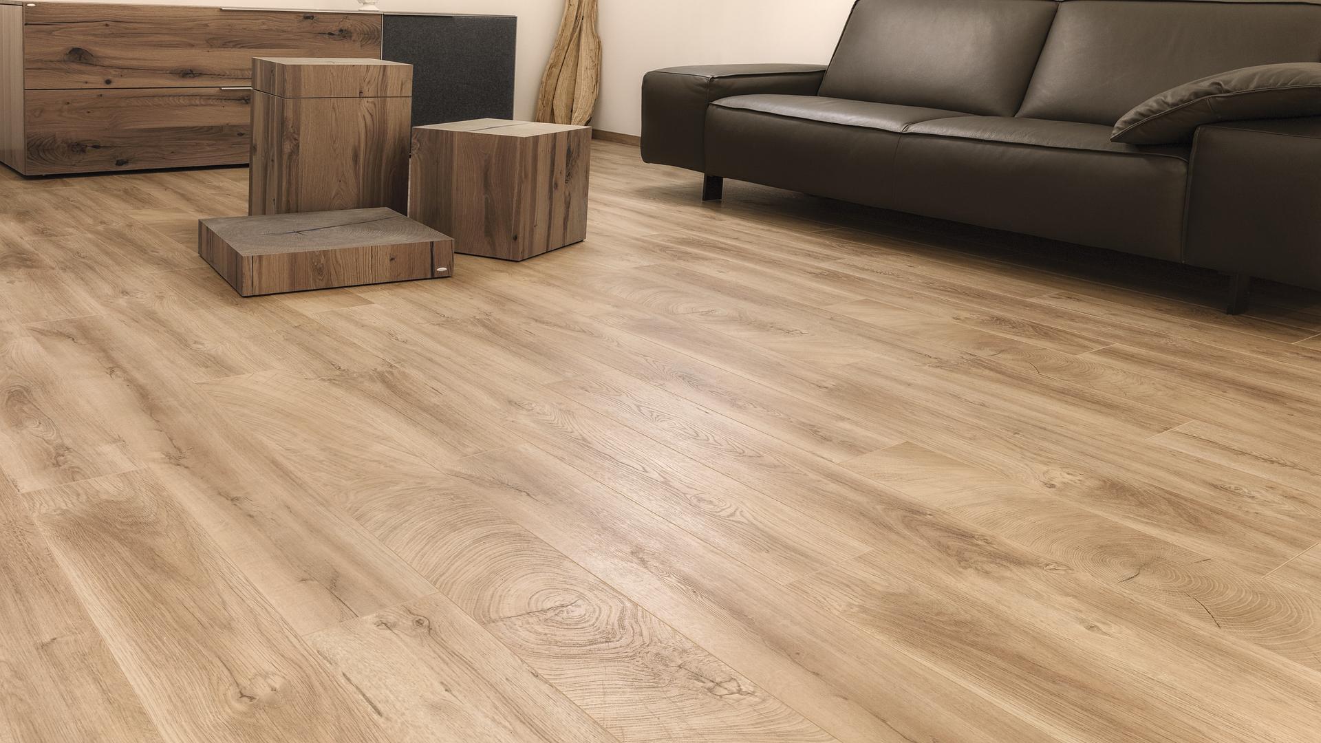 K4381 Oak Fresco Lodge Re Endgrain Floor Kaindl