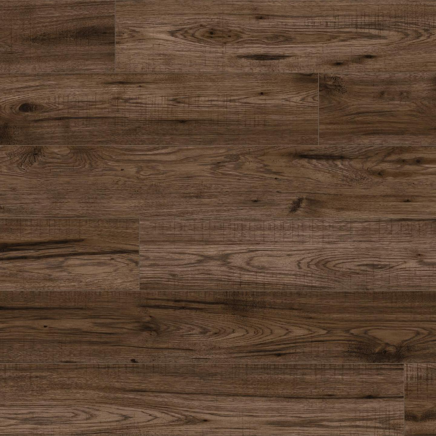 Verlegte Fläche Laminatboden Natural Touch 34029 Hickory Valley SQ
