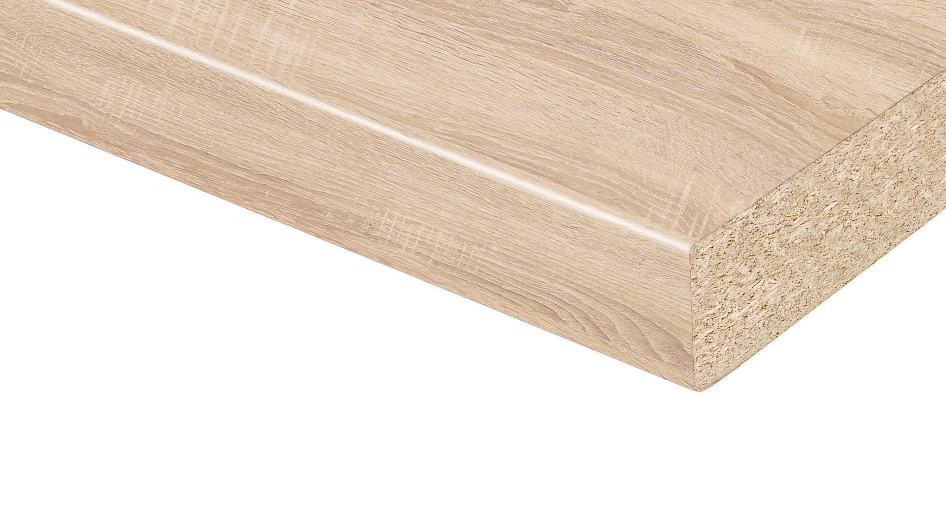 34038 at sonoma eiche hell platte kaindl. Black Bedroom Furniture Sets. Home Design Ideas