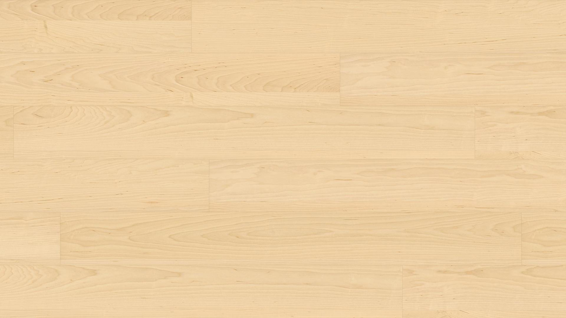 Layed area wood floor Veneer Parquet MA0AN0 Maple Montan LM