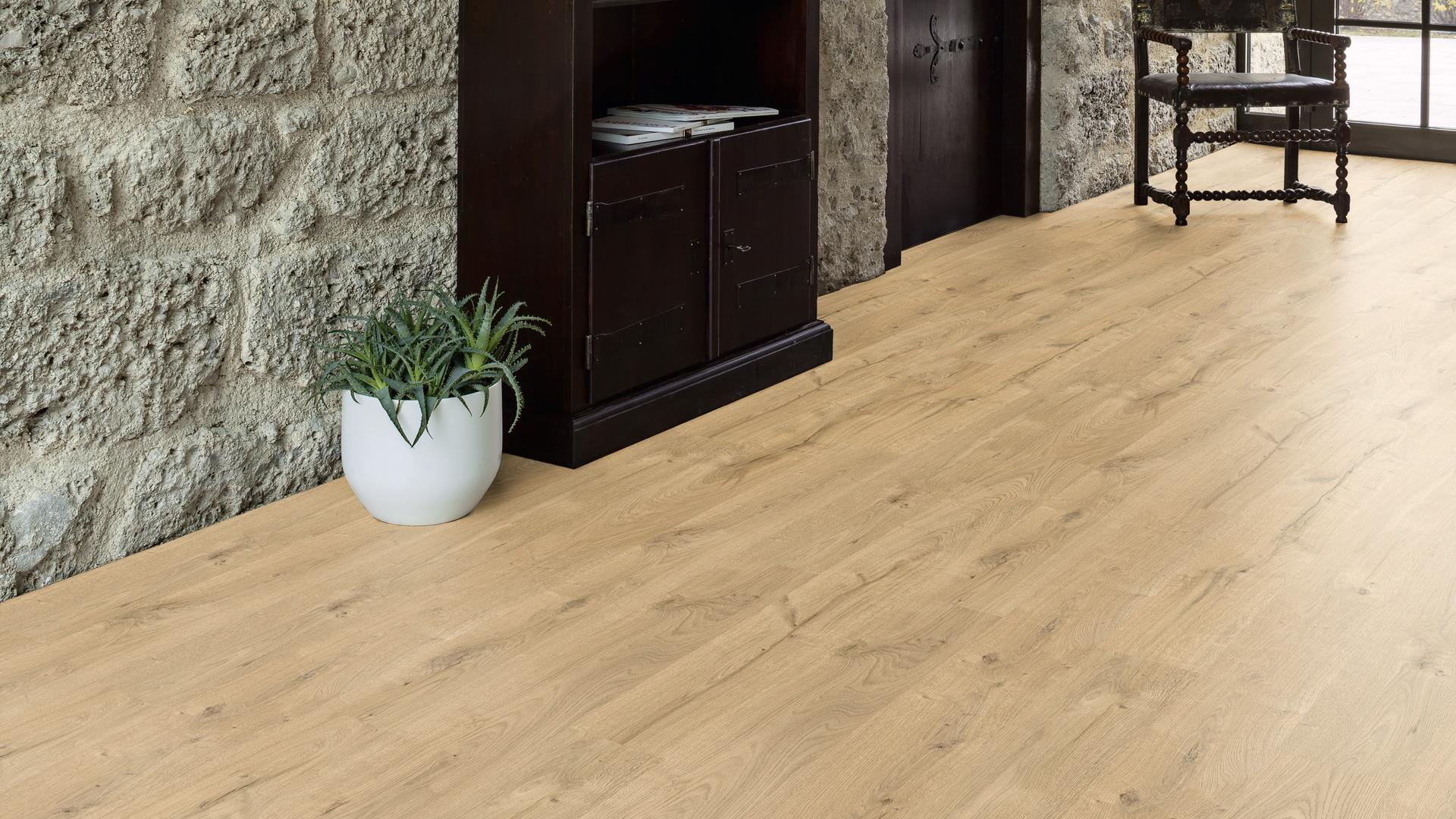 immagine d'intenro ingresso Laminate flooring Easy Touch O270 Rovere Wild HG
